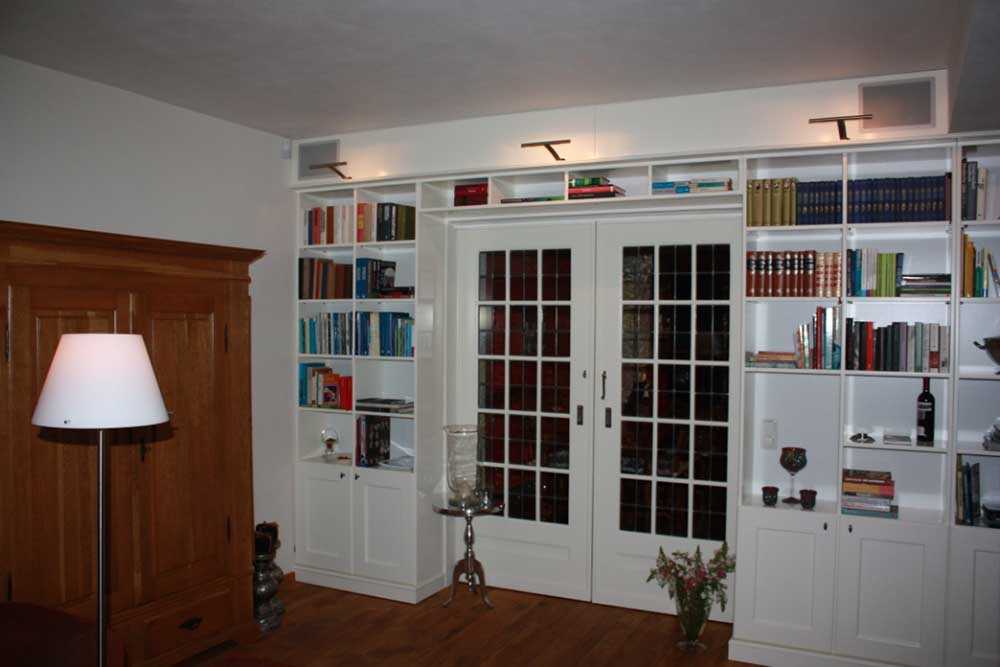 boekenkast klassiek
