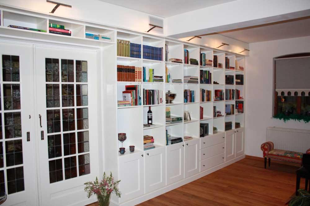 boekenkast klassiek1