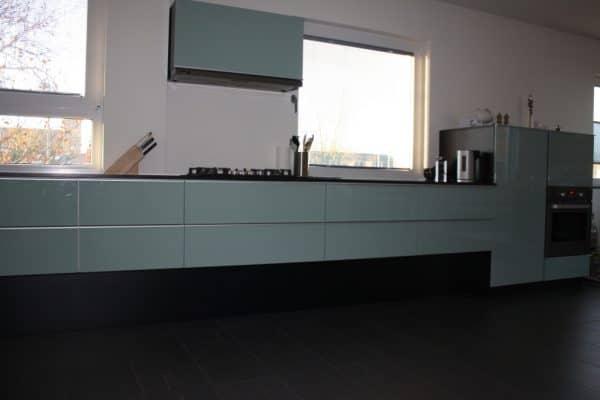 Zwevende keuken