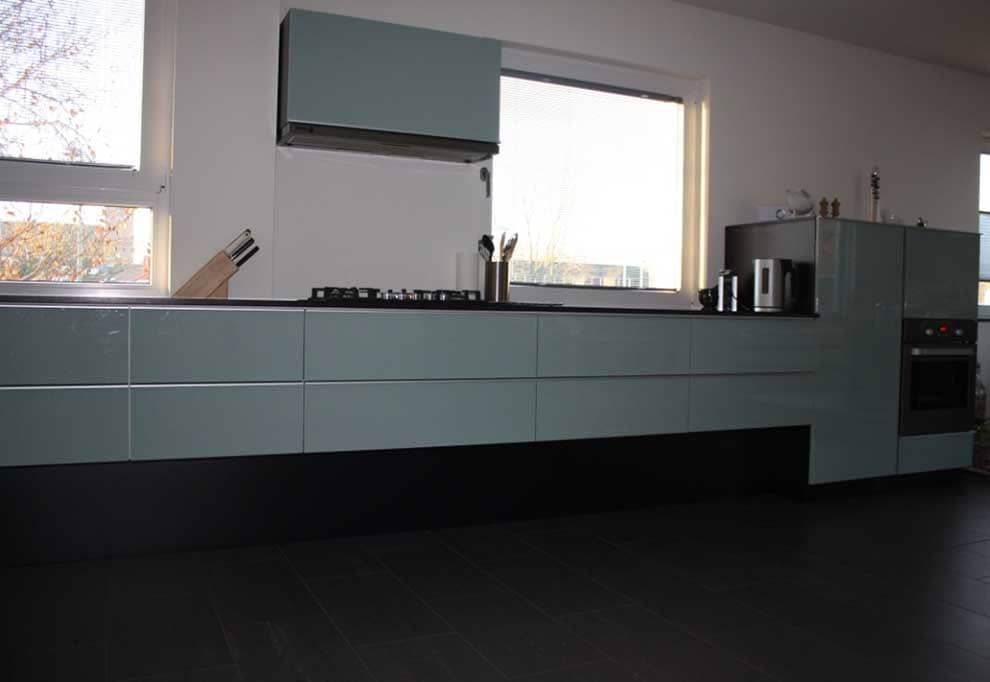 Zwevende keuken vicini design - Vergroot uw keuken ...