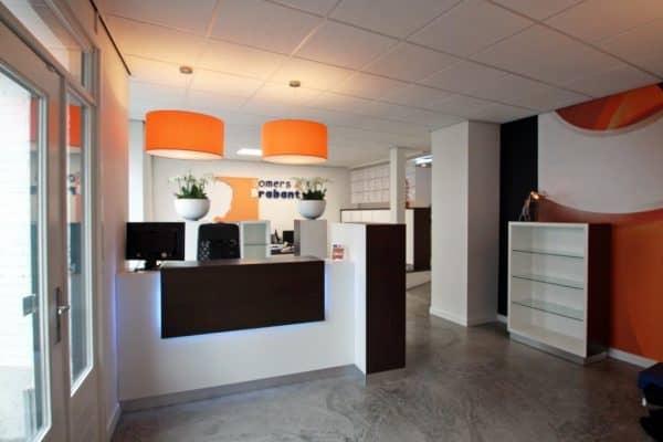 Inrichting kantoor vicini design for Inrichting kantoor