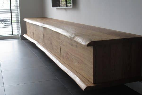 TV meubel van maar liefst 380 cm lang