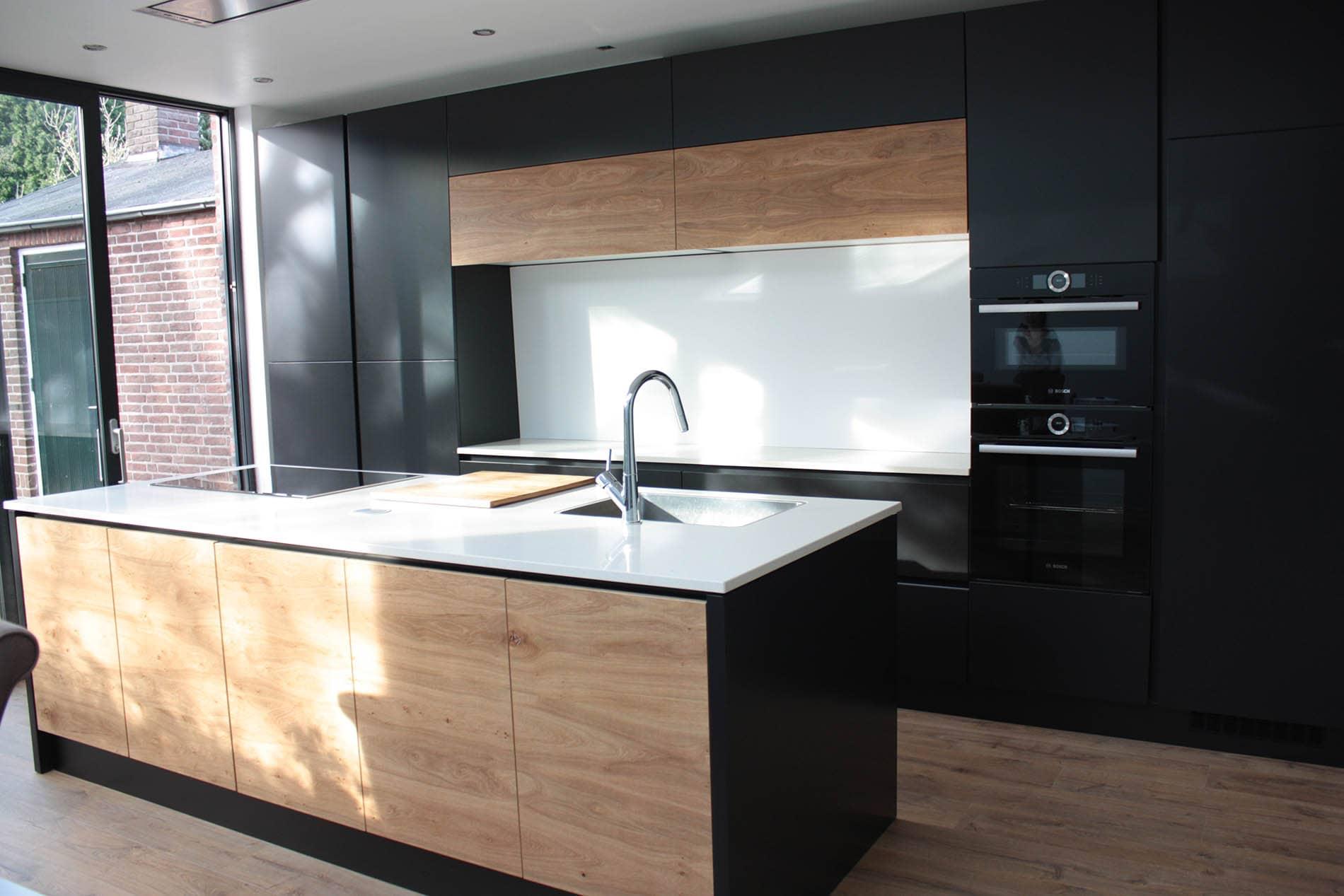 Keuken Van Antraciet : Keuken antraciet vicini design