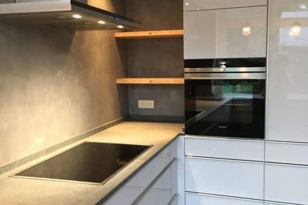 Design Hoogglans Keuken : Hoogglans keuken met veel lades vicini design